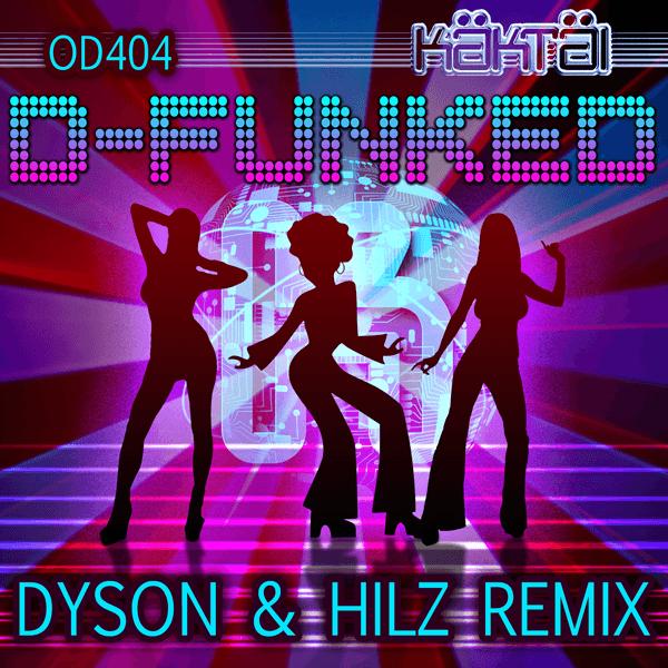 OD404 – D-Funked Remixes